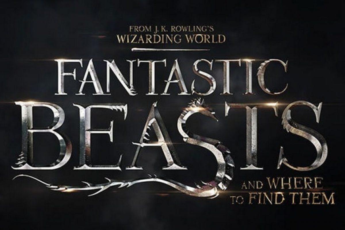 Este es el logo oficial. Foto:Warner Bros