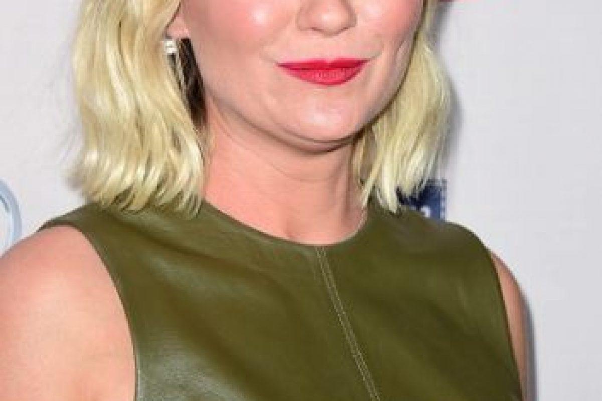 13. Kirsten Dunst Foto:Getty Images