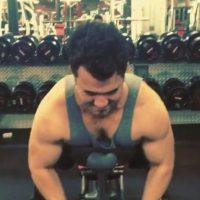 Al igual que su hermano Nick, también ha conseguido una musculosa figura. Foto:vía instagram.com/kevinjonas