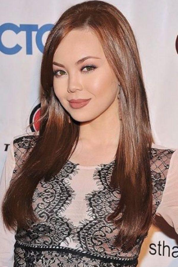 La actriz ahora tiene 24 años. Foto:vía instagram.com/annamariapdt