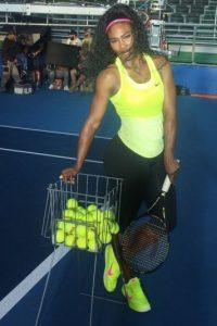 Solamente tiene tres campeonatos en Ronald Garros individual femenino. Foto:instagram.com/serenawilliams