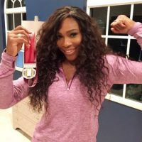 Su nombre completo es Serena Jameka Williams Price. Foto: instagram.com/serenawilliams