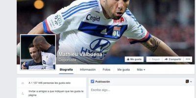 Valbuena coloca una foto con Benzema en su perfil de Facebook