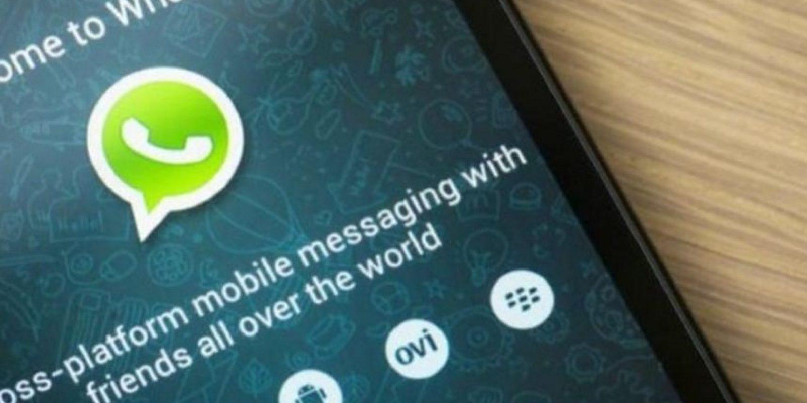 8- 27% de todos los selfies en Internet se comparten en WhatsApp. Foto:Pinterest