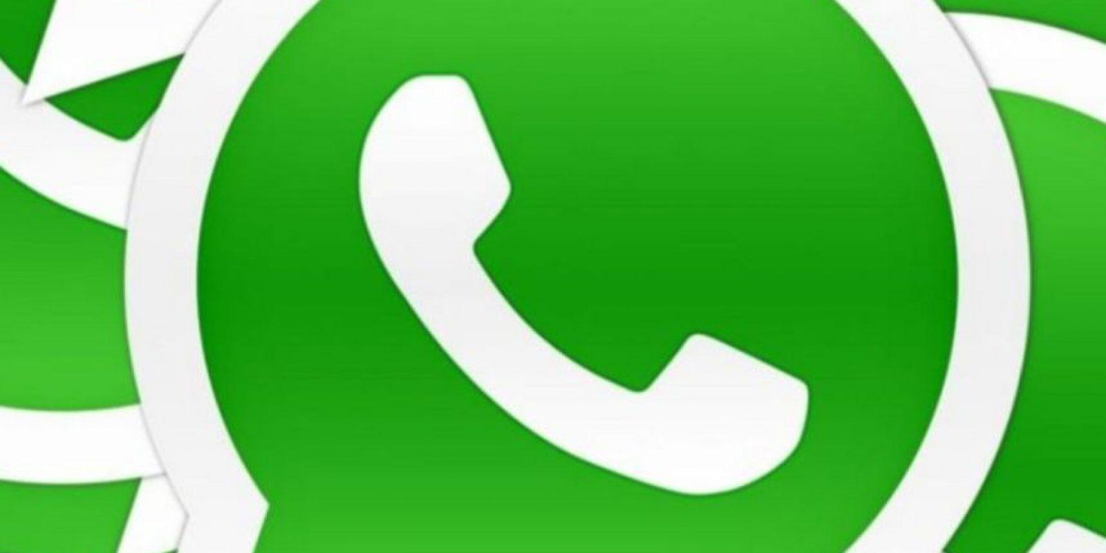 9- Es la app número uno en cuanto a mensajería instantánea se refiere. Foto:Pinterest
