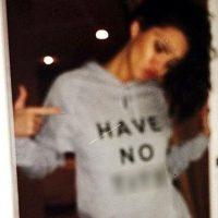 """Probablemente la frase """"Sin pechos"""", provocó que la modelo eliminara esta foto de su Instagram. Foto:vía instagram.com/kendalljenner"""