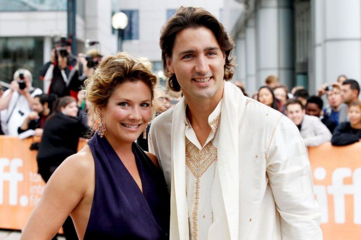 """De acuerdo con """"El Mundo"""", Trudeau ha manifestado que desea restablecer la relación con Irán, hecho que su predecesor había descartado por completo e incluso había cerrado la embajada del país en Teherán. Foto:Getty Images"""
