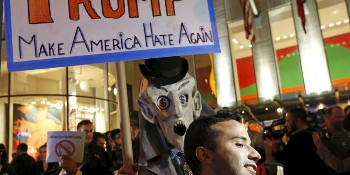 Protestas: Donald Trump causa polémica por conducción de programa de TV