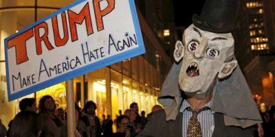 Esto, después de que anunciara su candidatura presidencial y despotricara contra los mexicanos Foto:AP