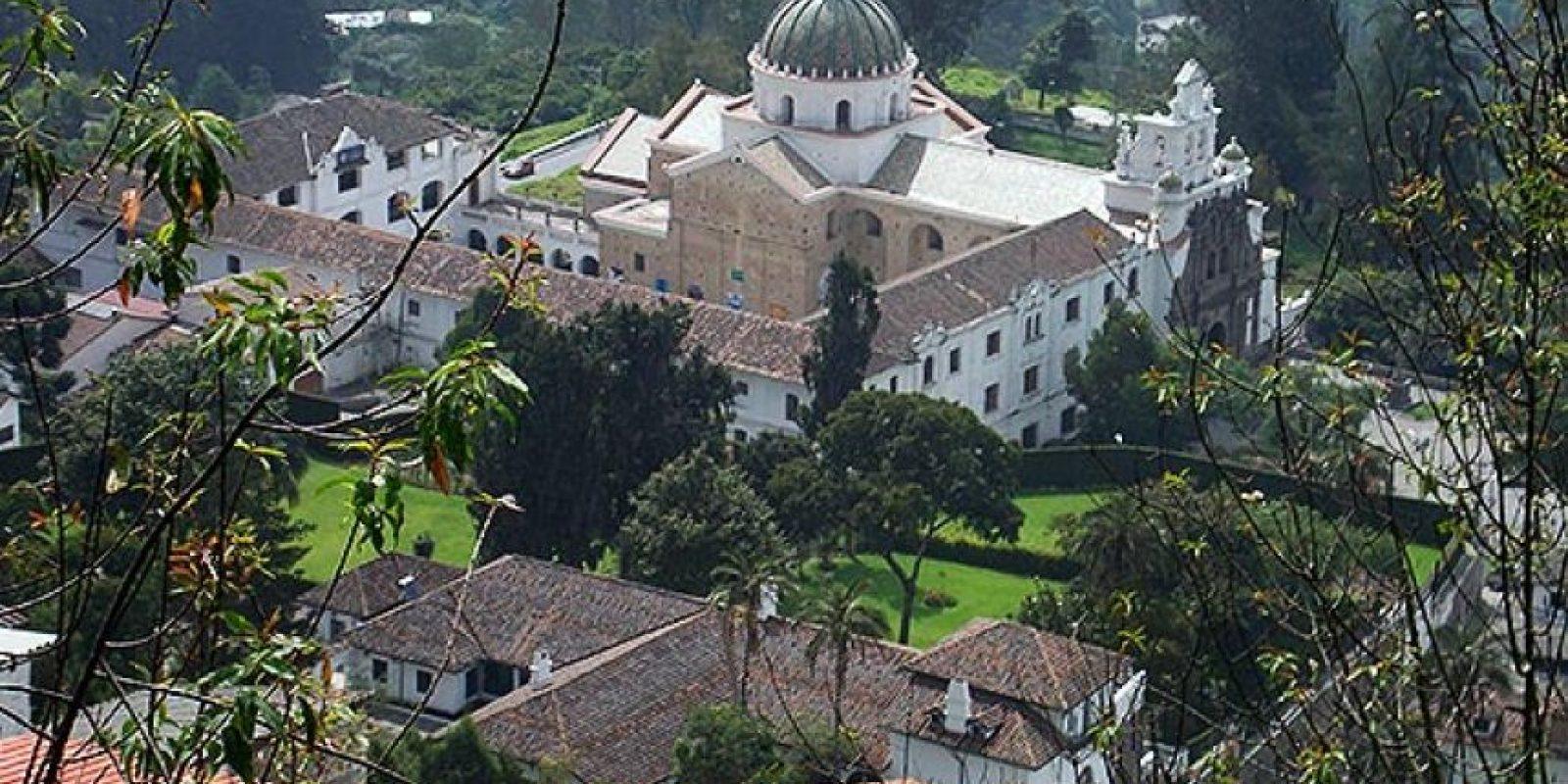 Las vistas pueden ser espectaculáres Foto:Vía quito.com.ec