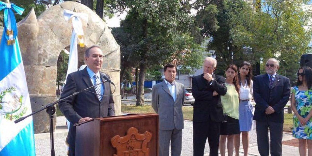 Municipalidad de Guatemala prepara cierre por ser Capital de la Cultura