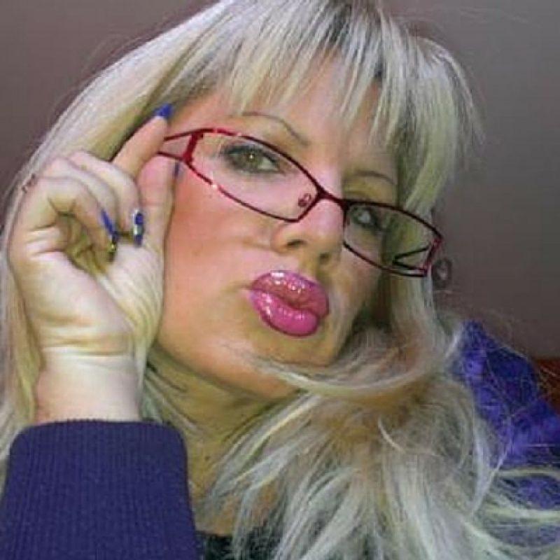 Suzana Alar, de 47 años. Denuncia que las fotos fueron hechas con photoshop Foto:Twitter.com