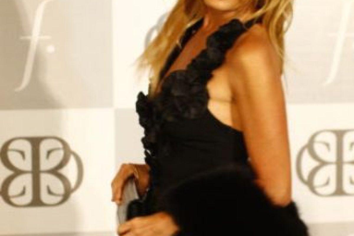 También estuvo casada con Carlos Ménem. Foto:vía Getty Images
