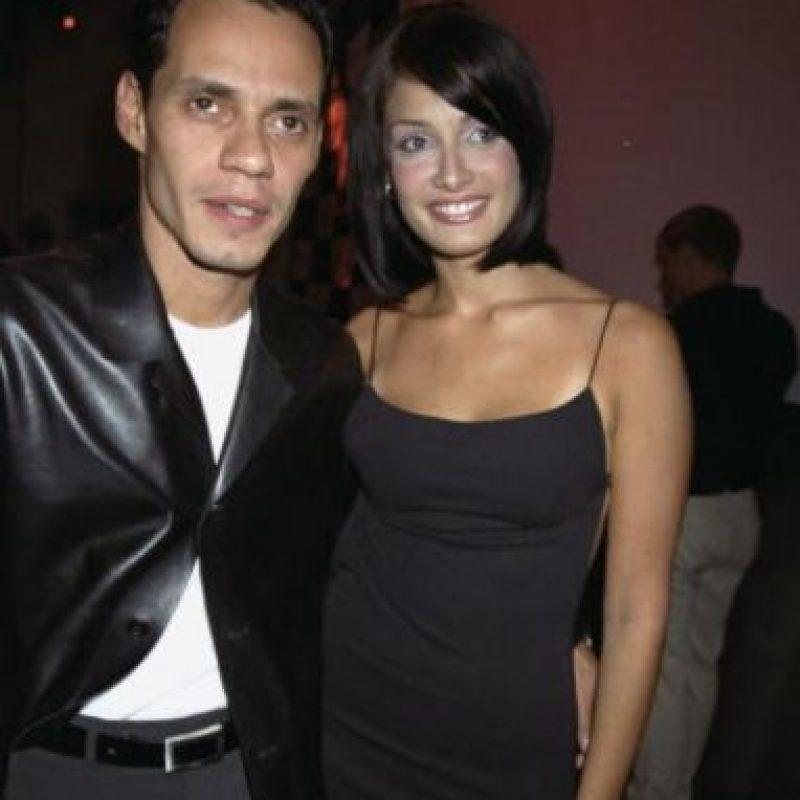 Se casó y se divorció de Marc Anthony. Foto:vía Getty Images
