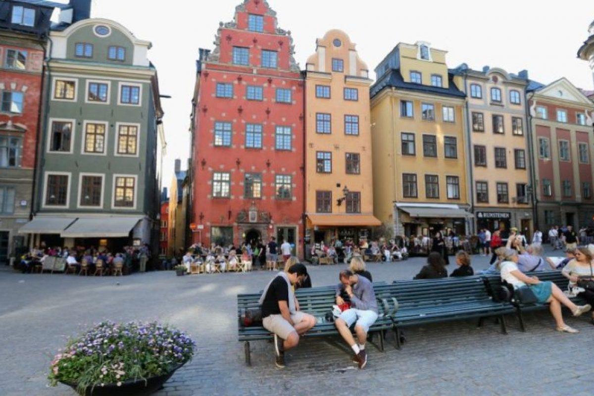 5. Suecia Foto:Getty Images