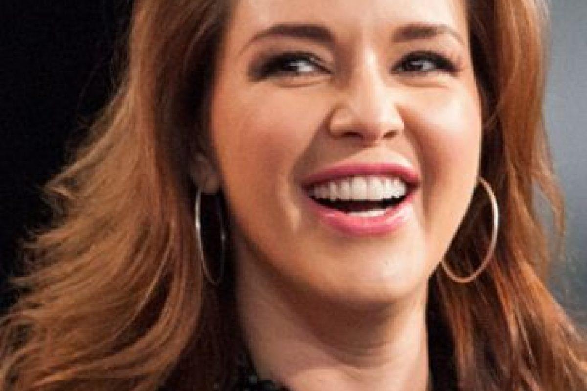"""Dicen que su hija es producto de la relación que tuvo con el narcotraficante """"El Indio"""". Foto:vía Getty Images"""