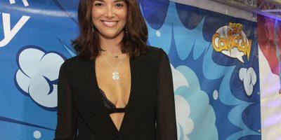 """Es actriz. Ha estado en """"Aquaman"""" y """"Smallville"""". Foto:vía Getty Images"""