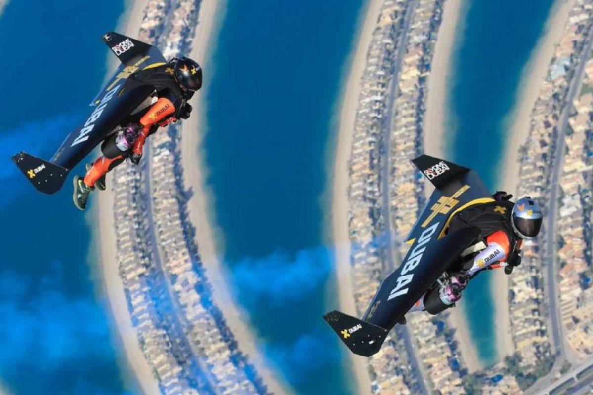 La compañía se establece en Dubai. Foto:Vía Twitter.com/jetmandubai