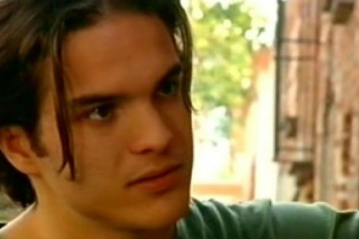 "Kuno Becker era ""León Baldomero"". Foto:vía Televisa"