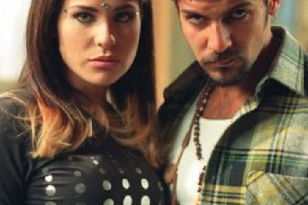"Arleth Terán era ""Priscila Luna Guerra"". La envidiosa hermana de ""Giovanna"". Foto:vía Televisa"