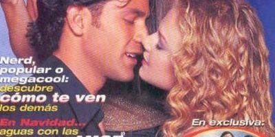 "Valentino Lanús era ""Imanol Jáuregui"". Foto:vía Televisa"