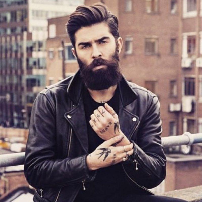 16 looks con barba que podrían enamorar a cualquiera Foto:Vía Instagram/#hipsterbeard