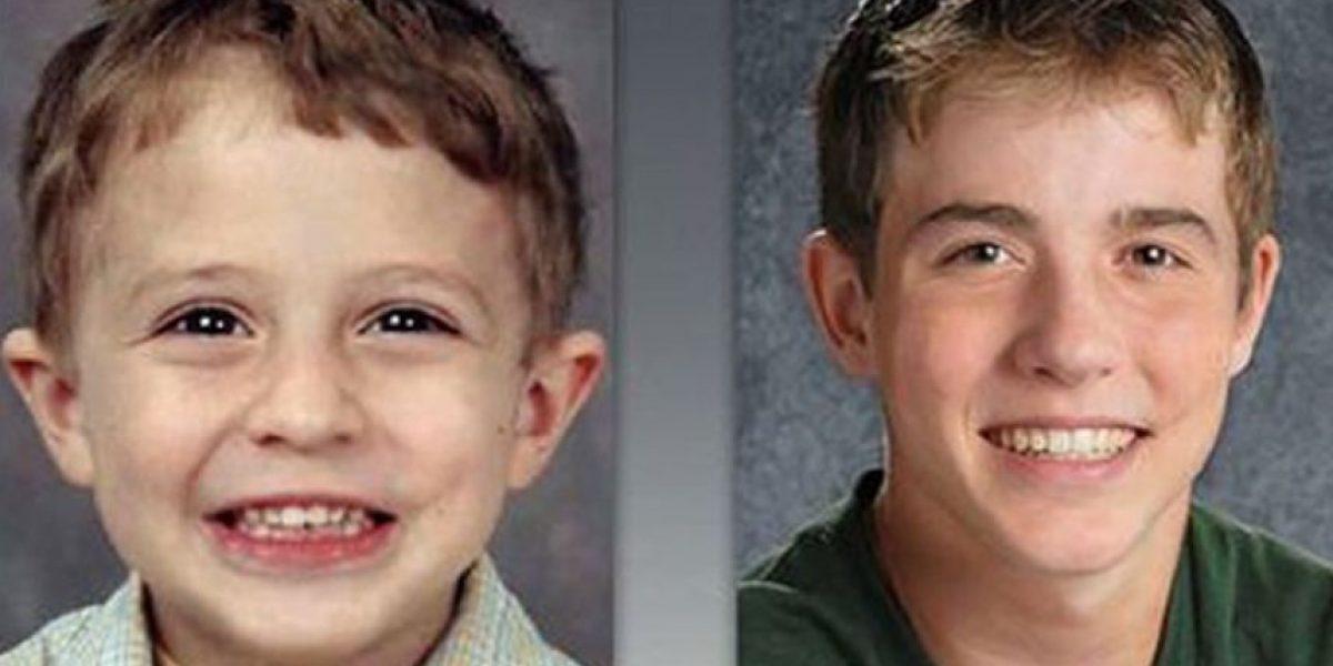 Niño secuestrado aparece 13 años después con un nombre falso