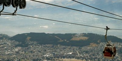 Será genial si no le temen a las alturas. Foto:Vía quito.com.ec