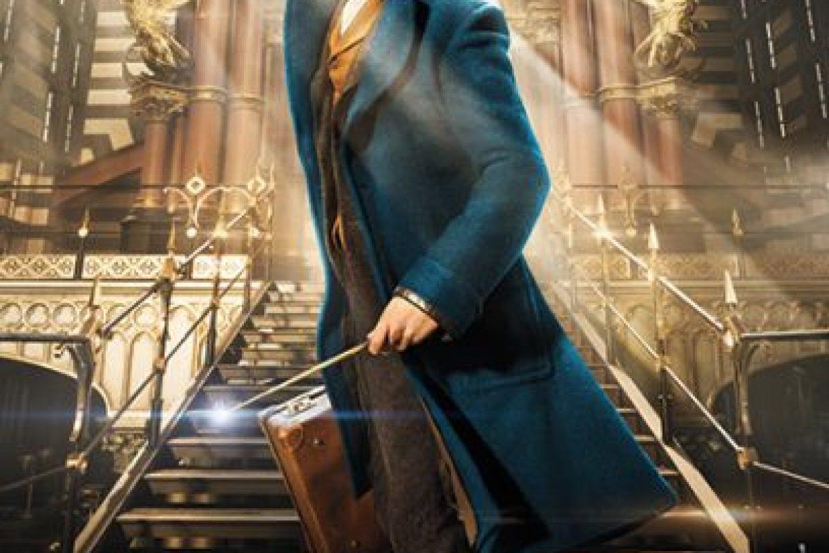 """Newt Scamander"" Foto:Entertainment Weekly"