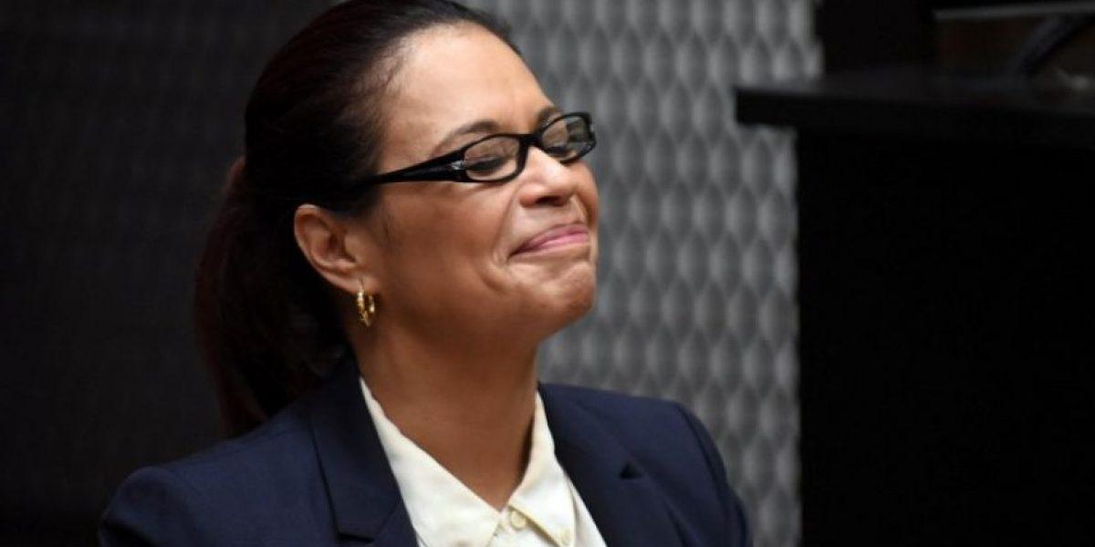 Roxana Baldetti regresará a un hospital por orden judicial