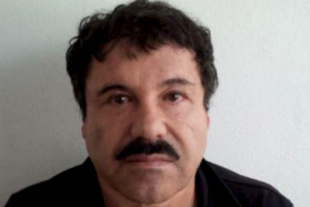"""El pasado 11 de julio Joaquín Guzmán Loera, """"el Chapo"""" se escapó de la prisión El Altiplano en México. Foto:AP"""