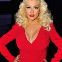 Christina Aguilera – Cantante estadounidense. Foto: Getty Images