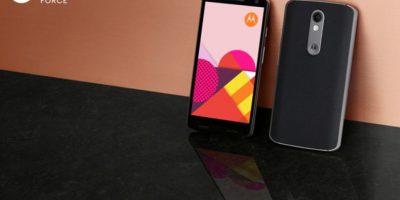 Sistema operativo Android 5.1.1 Lollipop. Foto:Motorola