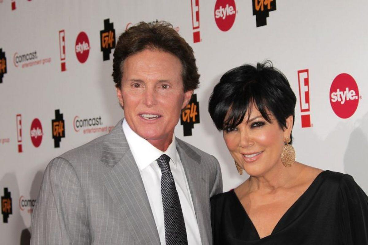 Un año después, Bruce se vio envuelto en diversos rumores sobre su posible cambio de sexo. Foto:Getty Images