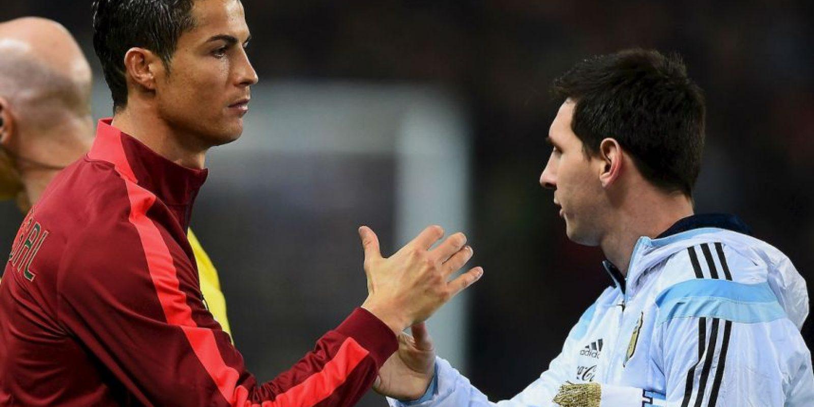 """""""Es un fantástico futbolista y una gran persona"""". Foto:Getty Images"""