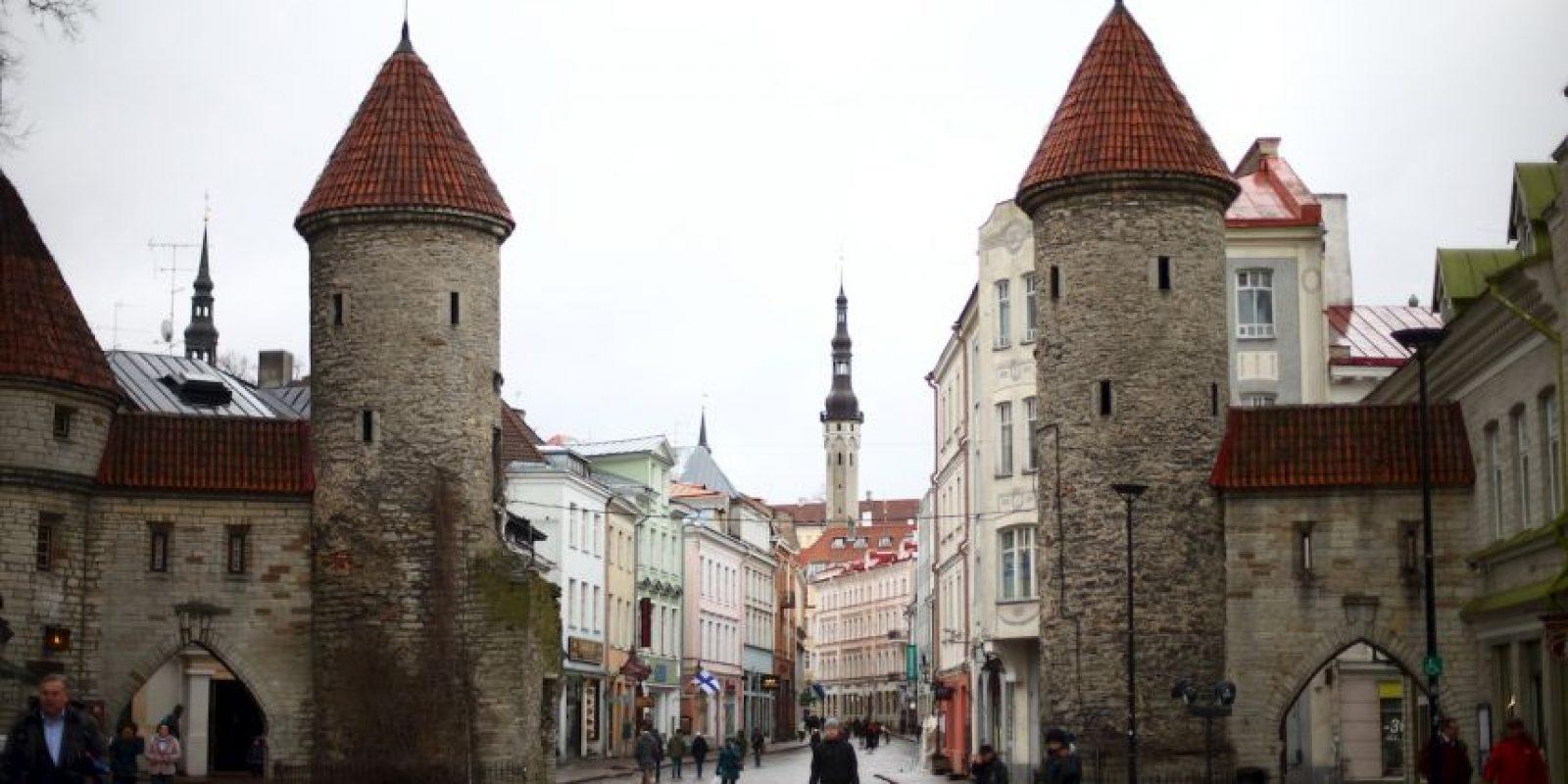 7. Estonia Foto:Getty Images