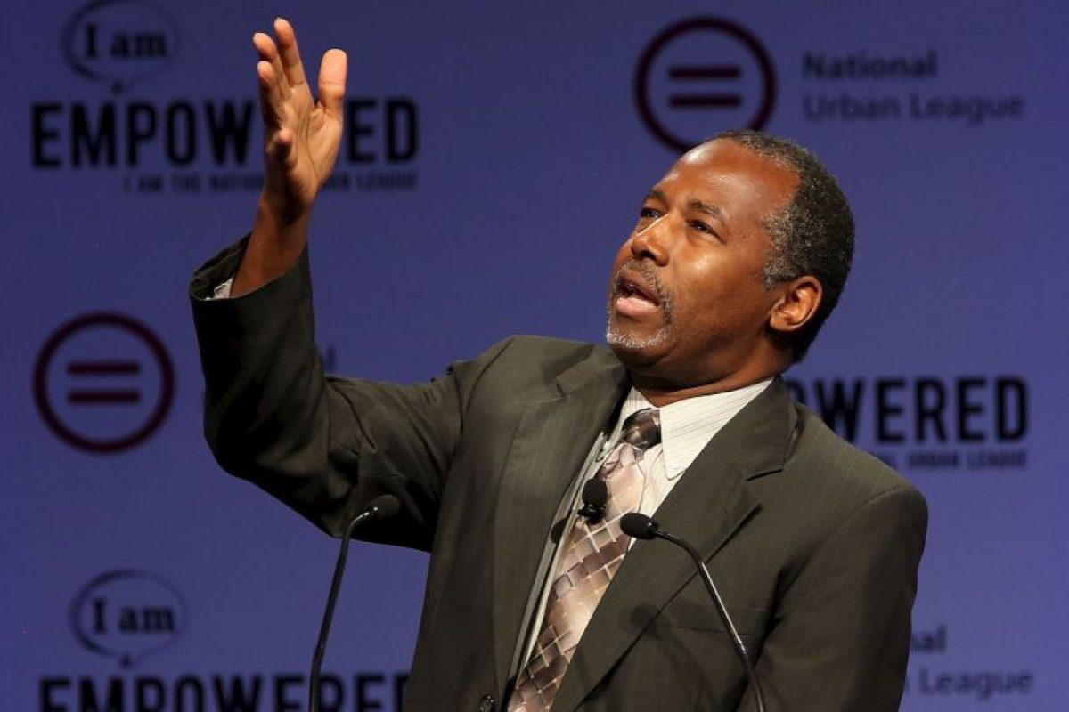 El político se ha visto involucrado en declaraciones de todo tipo. Foto:Getty Images