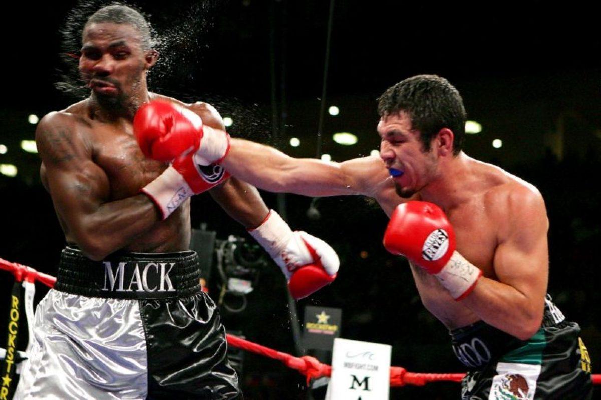 Se trata de Yusaf Mack Foto:Getty Images