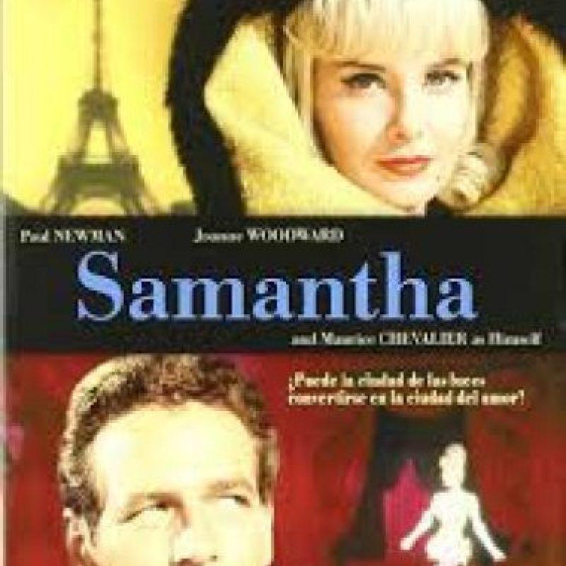 Comedia romántica dirigida por Melville Shavelson y protagonizada por Paul Newman y Joanne Woodward. Foto:The Paramount Vault