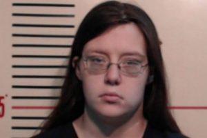 Ashley Nicole Blades no encontró otra manera de calmar a su recién nacida que quitándole la vida. Foto:Vía Departamento de Policía de Weatherford