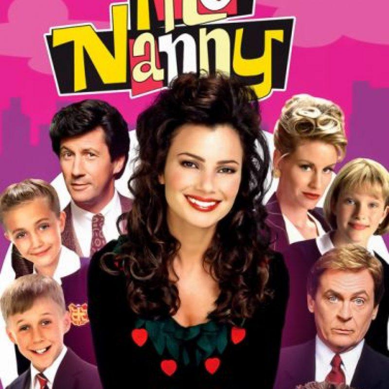 """""""La Niñera"""" fue uno de los shows clásicos de los años 90. Foto:vía TriStar Television"""