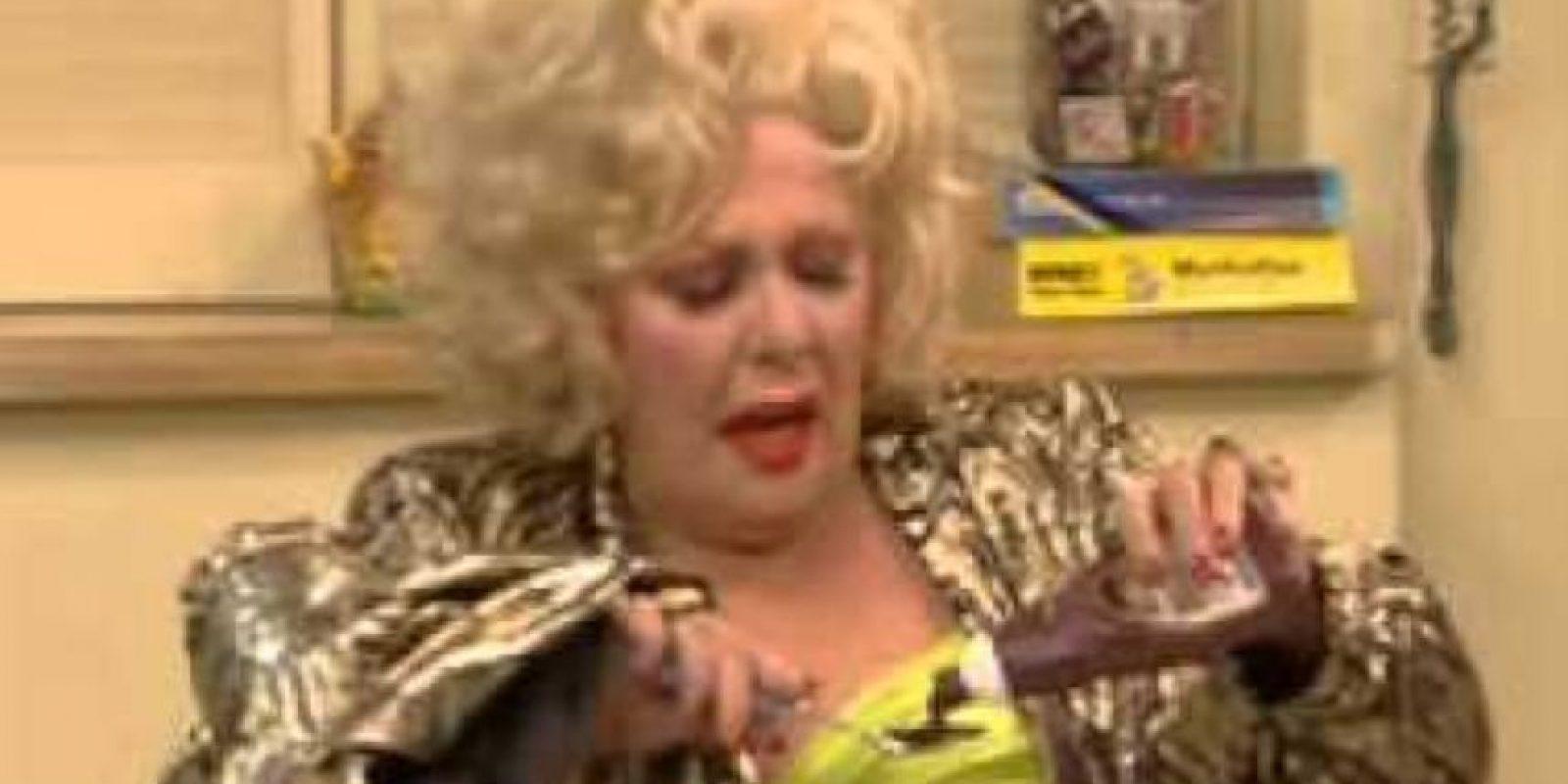 """Renée Taylor era """"Sylvia Fine"""". Foto:vía TriStar Television"""