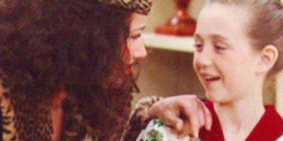 """Madeline Zima era """"Grace"""", la más chica de los Sheffield. Foto:vía TriStar Television"""