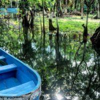 En este lugar, ubicado en el Caribe guatemalteco, pueden se combina la playa con paisajes de manglares. Foto:Vía https://instagram.com/explore/tags/riodulce