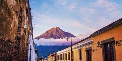 """En 1979 la UNESCO la declaró """"Patrimonio Cultural de la Humanidad"""". Foto:Vía https://instagram.com/explore/tags/antiguaguatemala"""