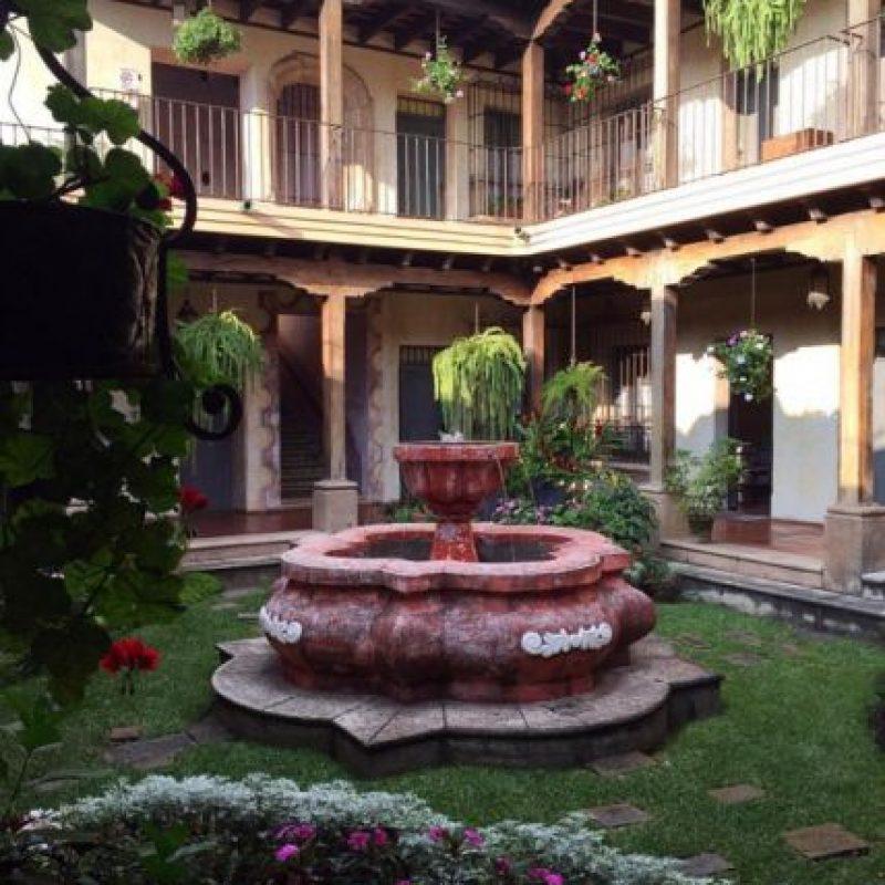 Se encuentra muy cerca de la capital. Es el ícono principal de la herencia colonial en el país. Foto:Vía https://instagram.com/explore/tags/antiguaguatemala