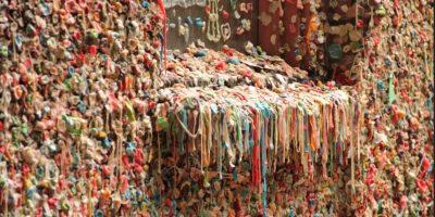 EL gobierno de Washington quiere eliminar los chicles debido a que sus químicos dañan la estructura. Foto:Vía Flickr.com