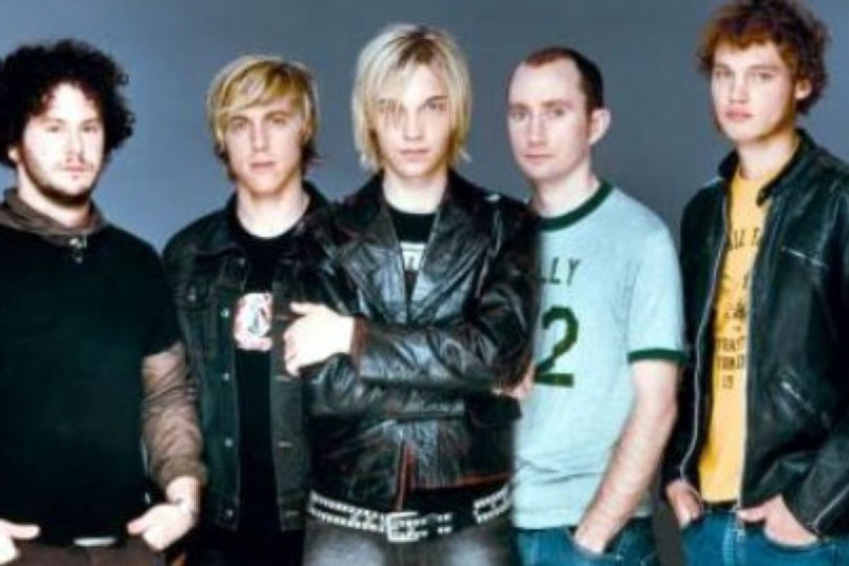 "Alex Band y su banda ""The Calling"". Foto: vía TheCalling/VEVO"