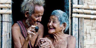 Ellos se siguen divirtiéndo juntos. Foto:Reddit