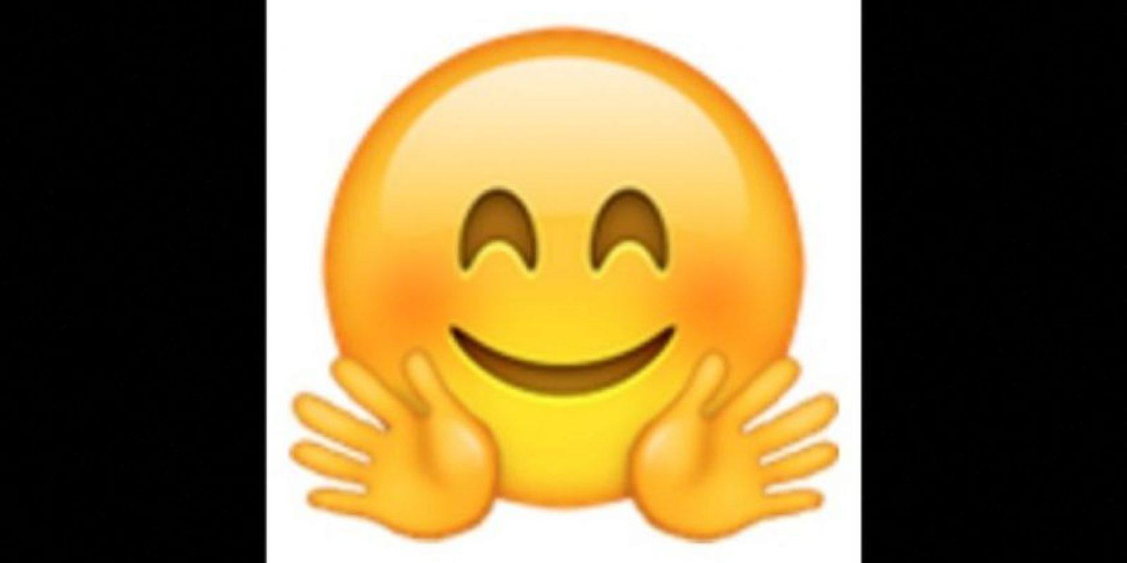 Una gran cantidad de usuarios mostraron su alegría por las divertidas imágenes Foto:Vía emojipedia.org
